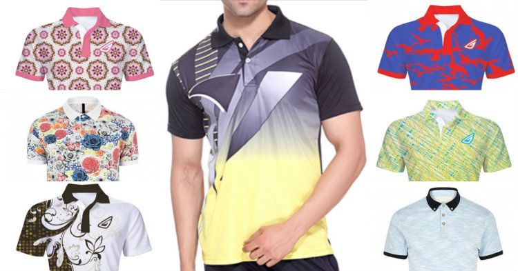 Sublimated Polo Shirts Can Add Swag to Your Wardrobe!