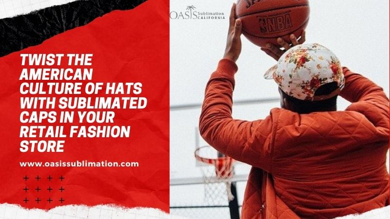 sublimated cap manufacturers