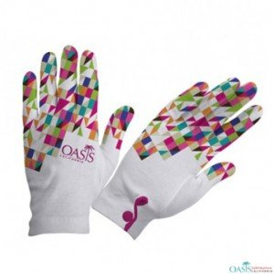 Sublimation gloves