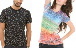6 Popular Designs For Your Sublimated T-shirts