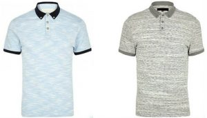 Sublimation polos shirt