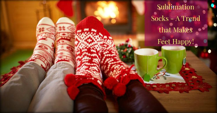 Sublimation Socks - A Trend that Makes Feet Happy!