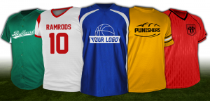 Sublimated Team Wear