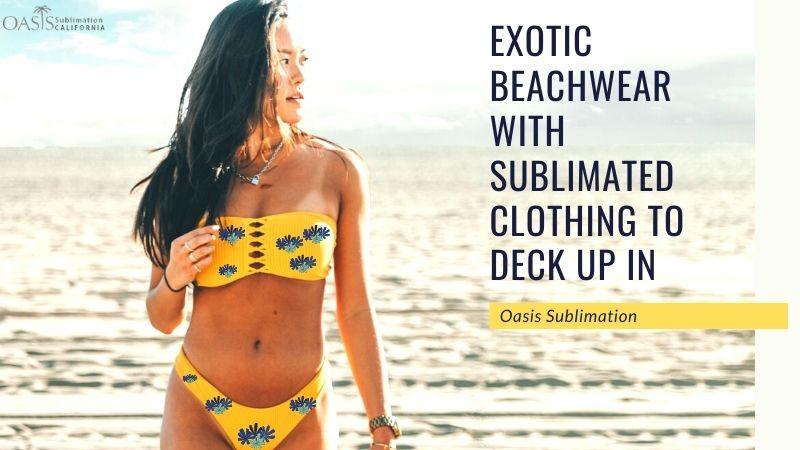 sublimated swimwear manufacturers