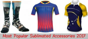 sublimated accessories