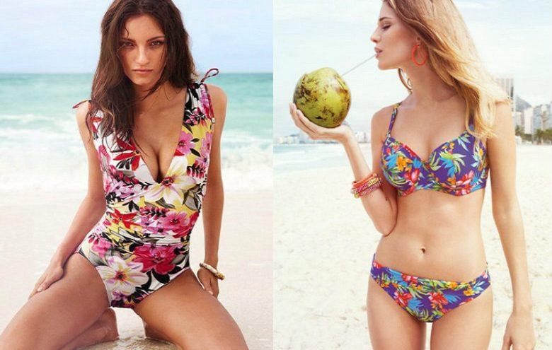 Off to Beach This Summer? Sublimated Swimwear to High Neck, Here Are The Trends