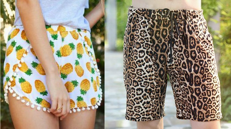 Learn The Style Hacks and Ethics to Sass up Sublimated Running Shorts