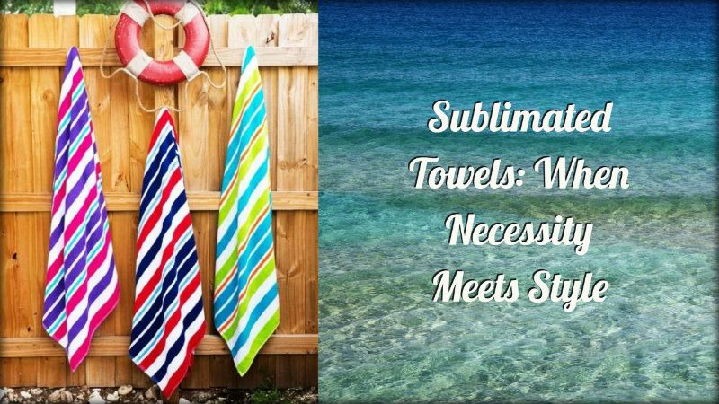 3 Products That Look Great With Sublimation Prints