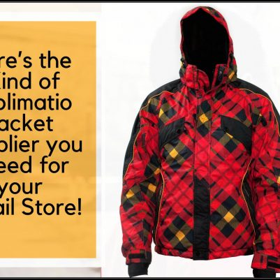 sublimation jacket