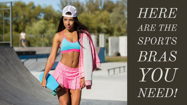 With Women's Day Fever Still On, Here Are The Sports Bras You Need!