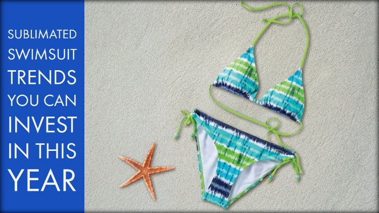sublimated swimsuits