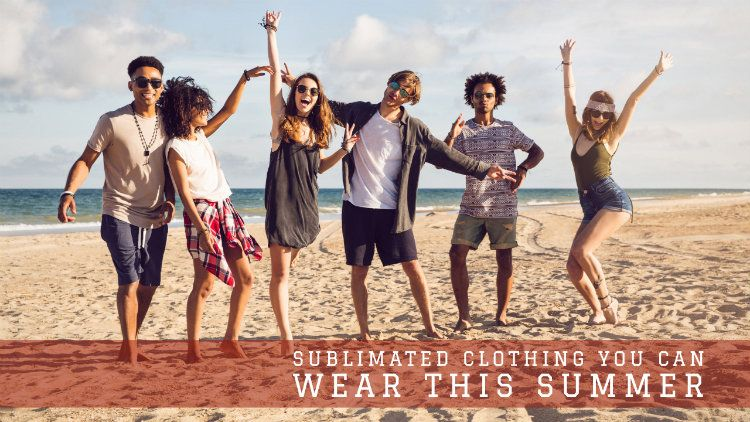 Tumblr Themed Sublimated Clothing You Can Wear This Summer