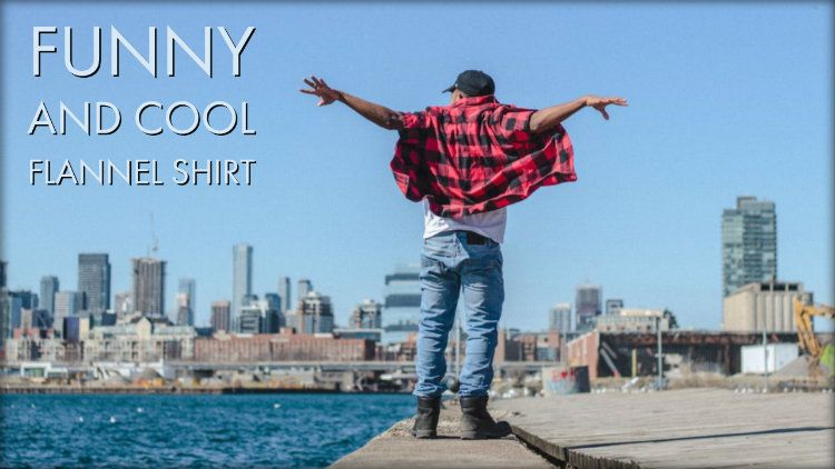 3 Funny Flannel Shirt Prints to Add to Your Collection This Season!