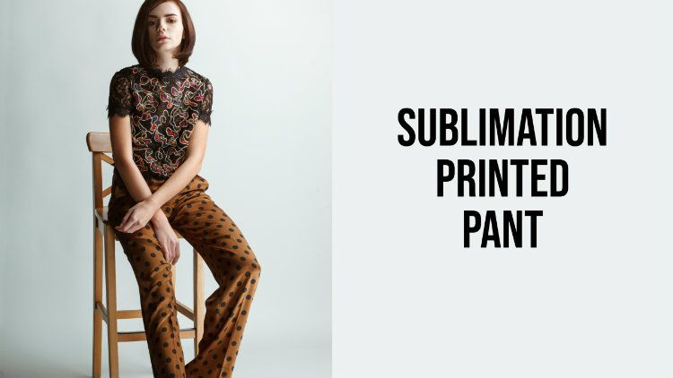 Sublimation Printed Pant Style You Should Opt For This Summer
