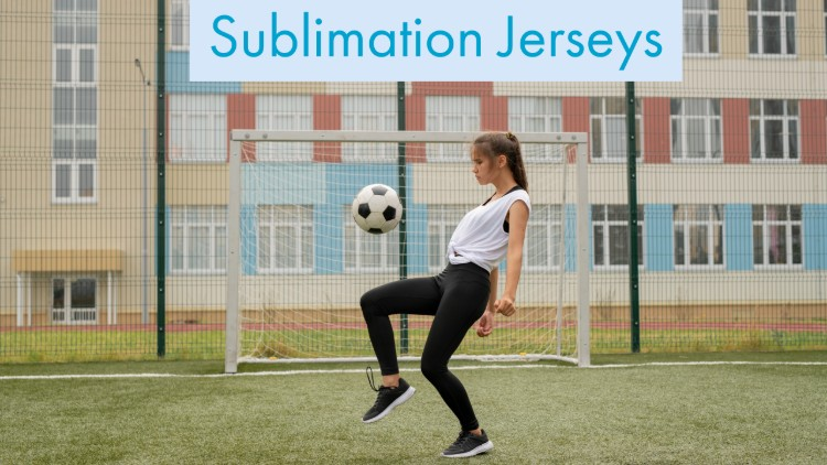 The Trendiest Sublimation Jersey Pieces For a Rocking Game