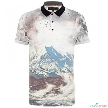 sublimated polos