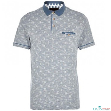 Sublimation Polo Shirt