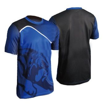 sublimated sportswear jersey