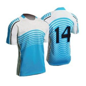sublimated sportswear tee