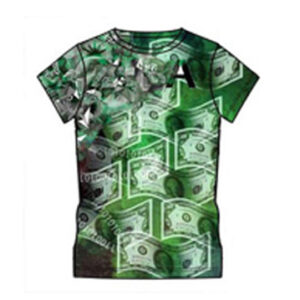 Dollar Printed T-shirt