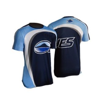 sublimated sportswear tee