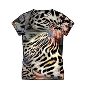 sublimated 3d t shirt