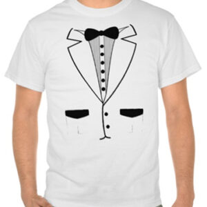 White Novility Shirt for men