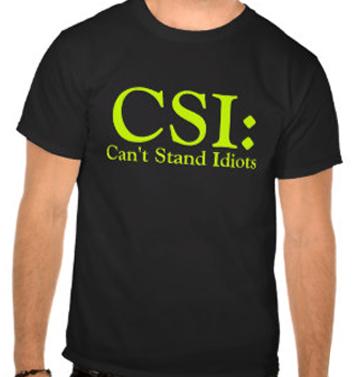 Black Novility Shirt