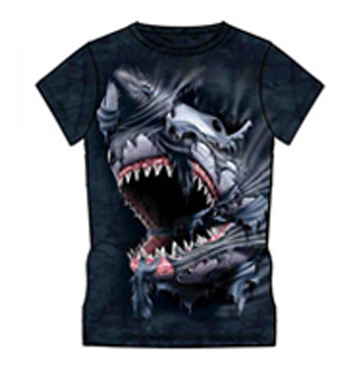 sublimated 3d t-shirt