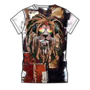 sublimated 3d t shirt