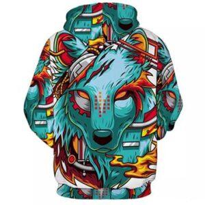 sublimated hoodies