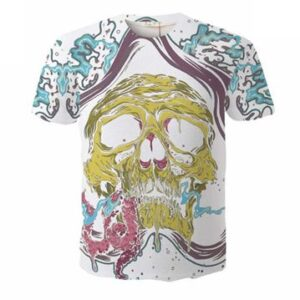 sublimated running t shirt