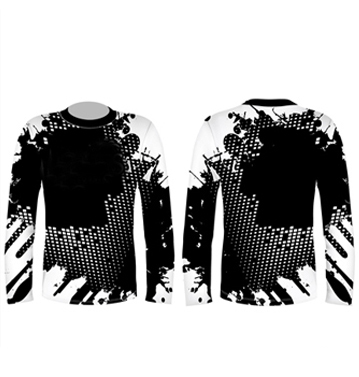 Sublimated Long Sleeve