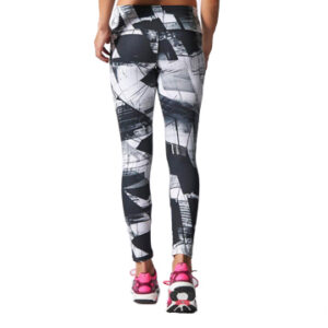 sublimated capri