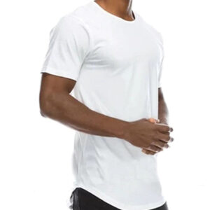 blank athletic tee