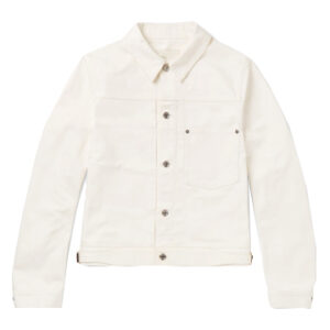 blank button jacket