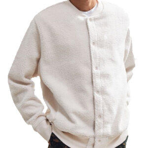 blank button jacket