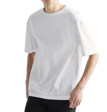 blank lean fit tees