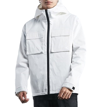 blank rectangular jacket