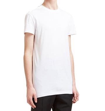 blank t shirt slim