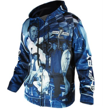 Sporty Sublimation Jackets