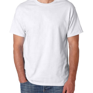Casual Fit Blank Tee