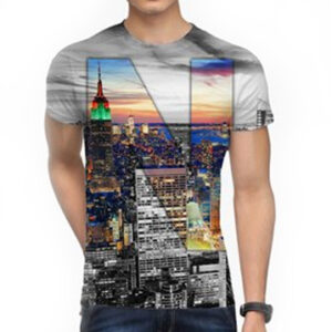 Printed Sublimated Shirt for Men