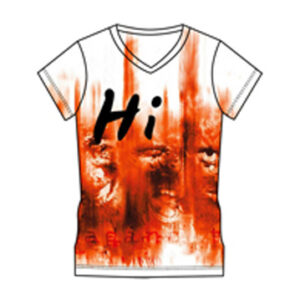 Sublimated T-shirt