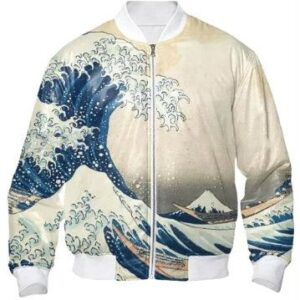 sublimation bomber jacket