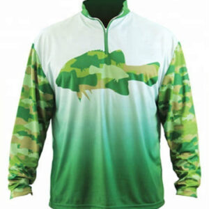 sublimated fishing shirts