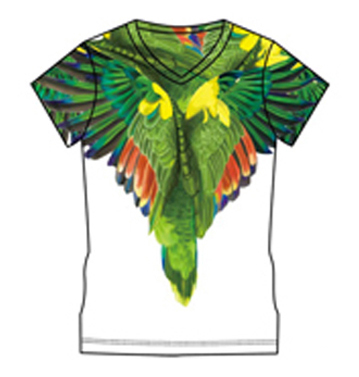 Sublimated Tee