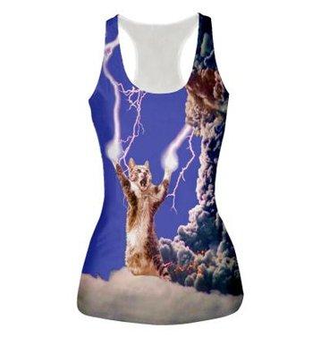 sublimation vest