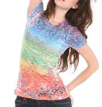 sublimated tee for women usa