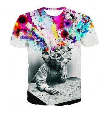custom sublimated t shirts